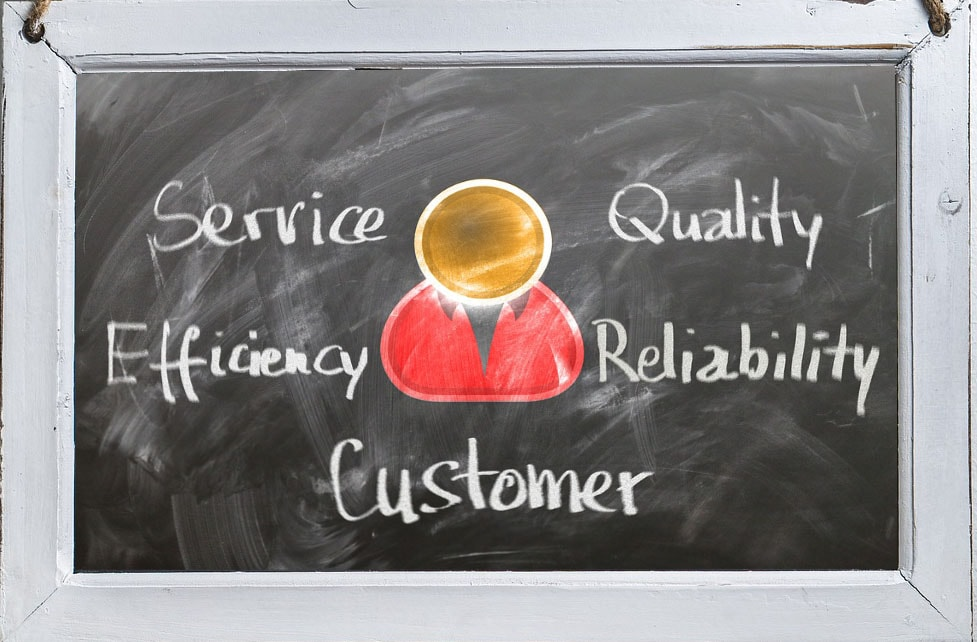 Services Quality Efficiency reliability Customer